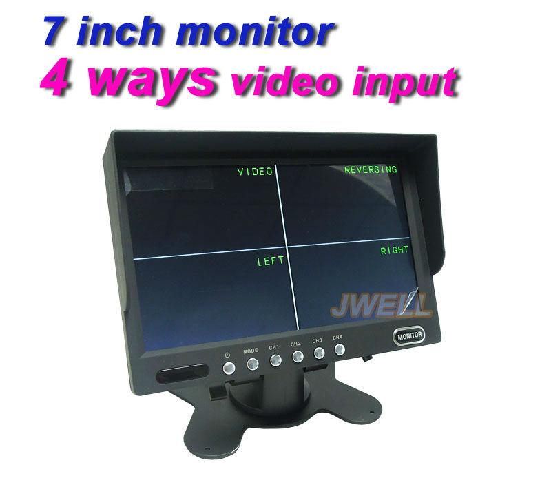 2 Way Monitor Switch